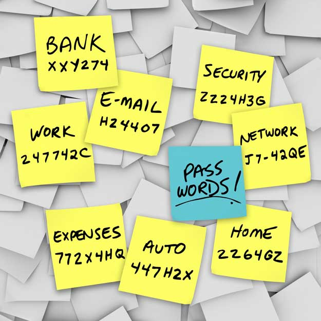 10 Tips For Creating Effective Passwords