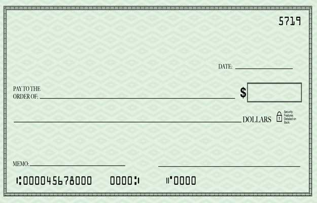 how to read a cheque australia