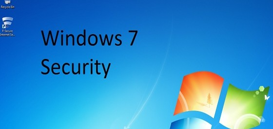 windows 7 security