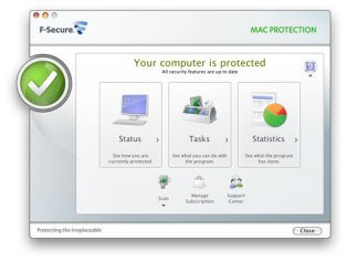 mac protection from f-secure