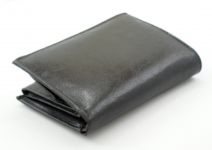 What have you got in your wallet?