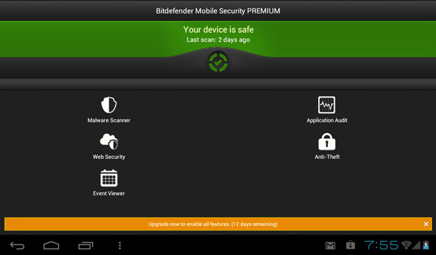 mobile phone security software