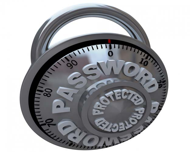 how to keep my passwords safe