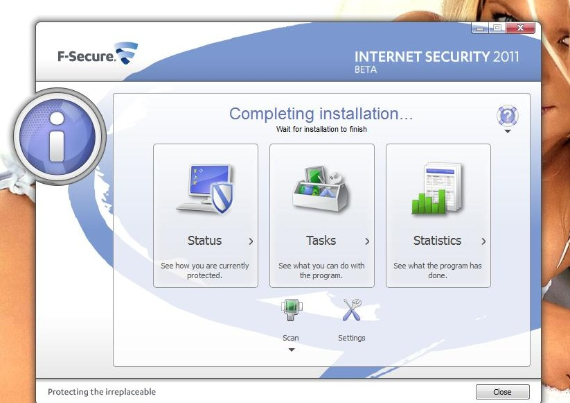 Get F-Secure Internet Security 2011 beta