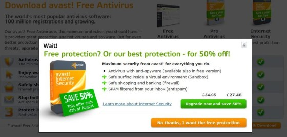 avast cnet download