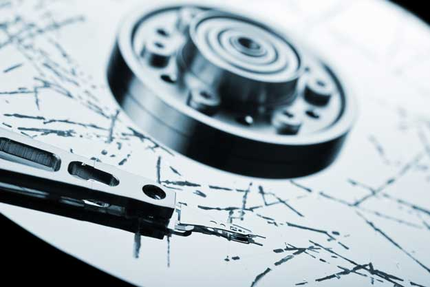 hard drive data recovery solutions