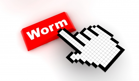 What is the RDP worm?