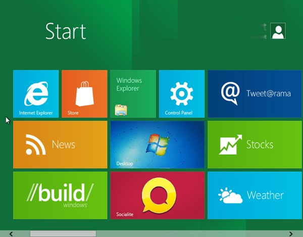 Windows 8 hype