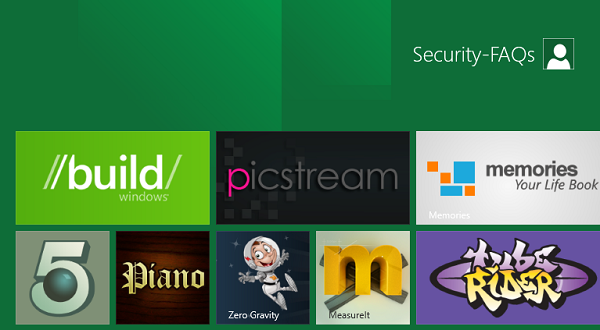 Using Windows 8 in your every day life
