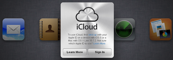 How To Perform The Initial iCloud Setup