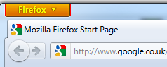 recover lost password Firefox 1