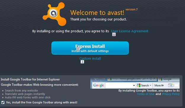 Download avast free antivirus and anti-spyware protection for windows, android, and apple macos