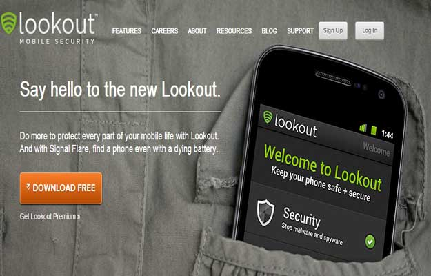 T-Mobile Android Handsets To Come With Lookout Security ...