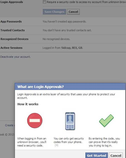 login-approvals